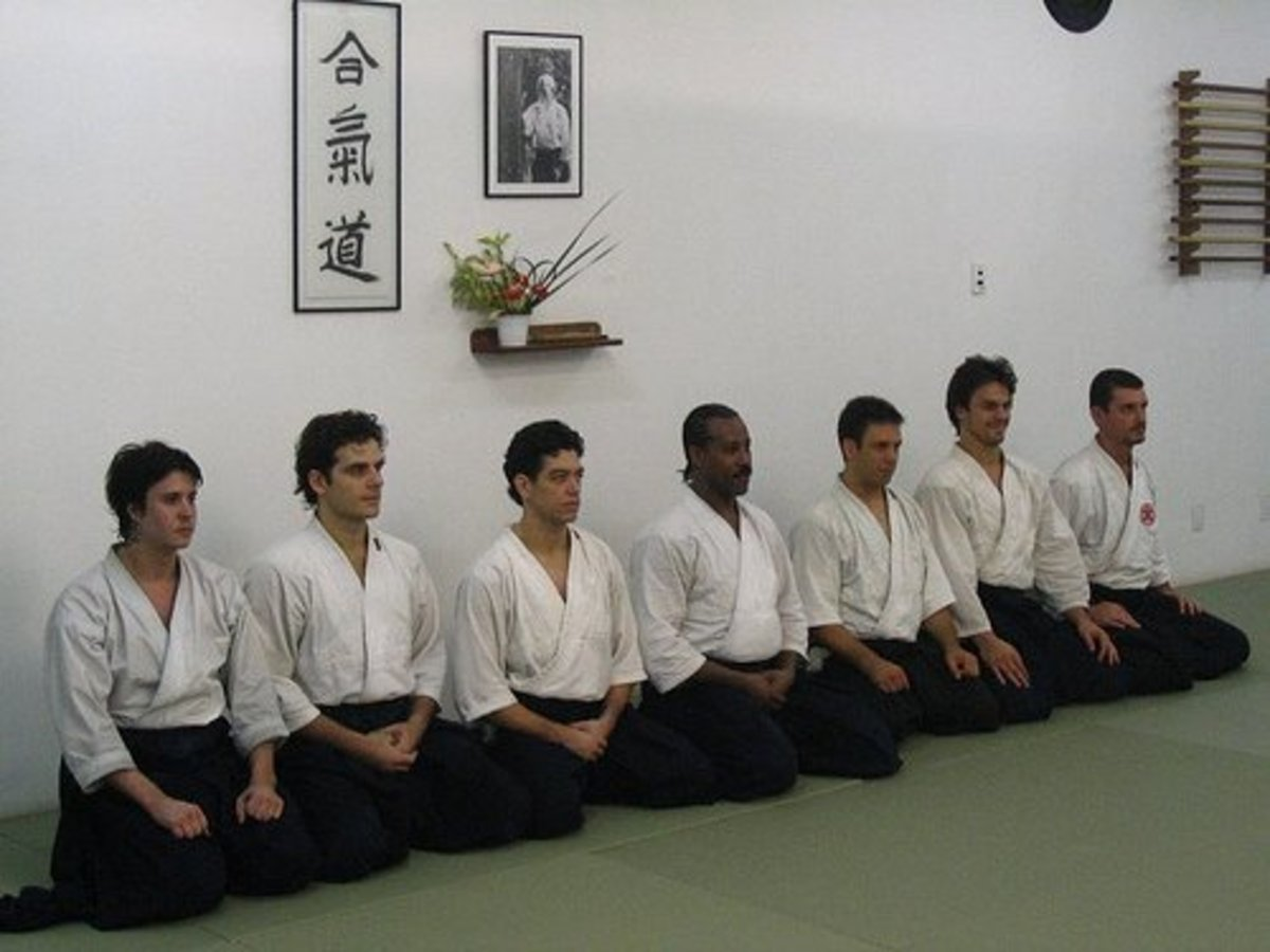 Aikido Basics for Beginners