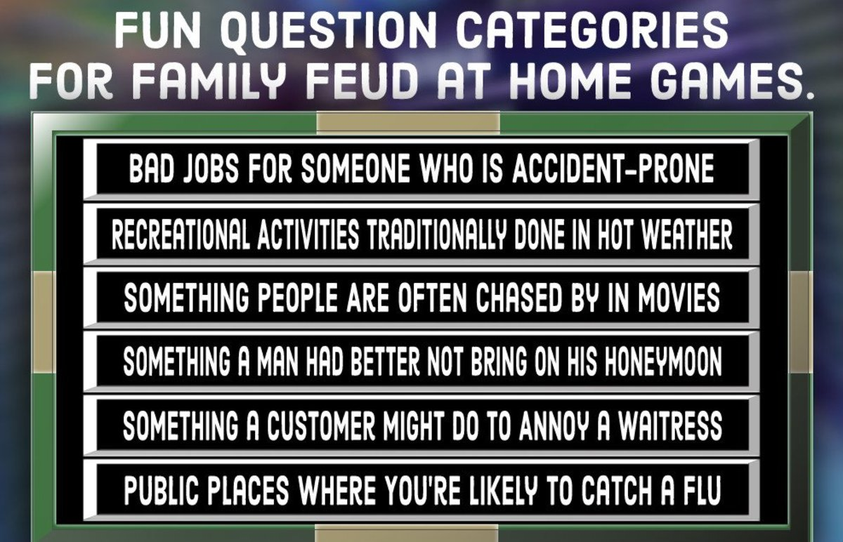 photograph regarding Family Feud Printable titled Spouse and children Feud Quiz: Totally free Queries (and Options) HobbyLark