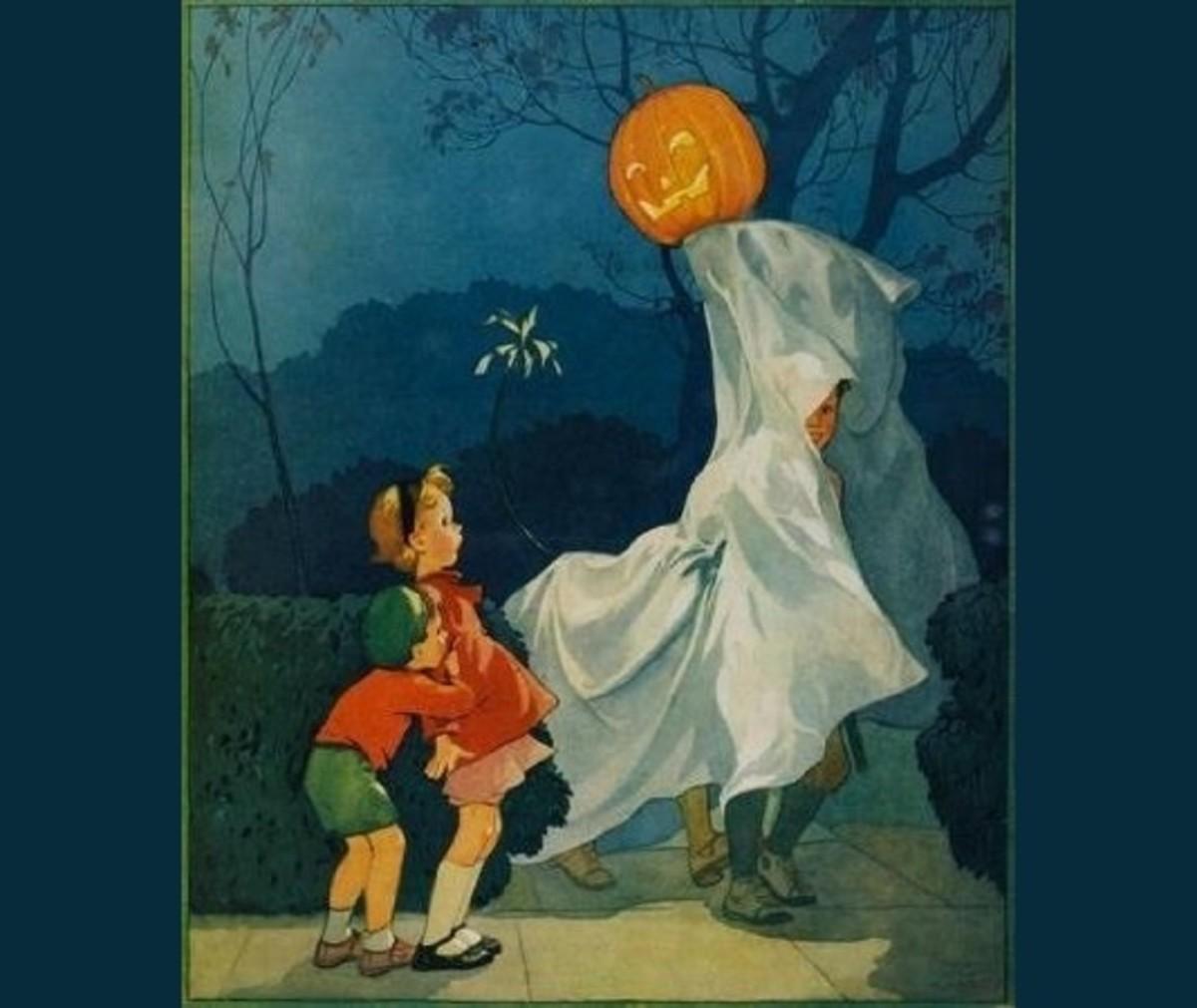 A 1950's Halloween Celebration