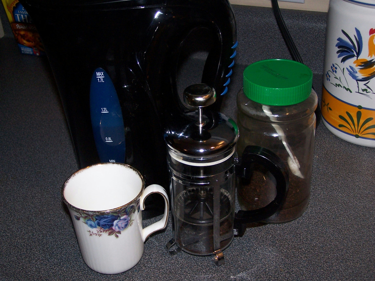How to Brew a Delicious Cup of Chicory With a French Press