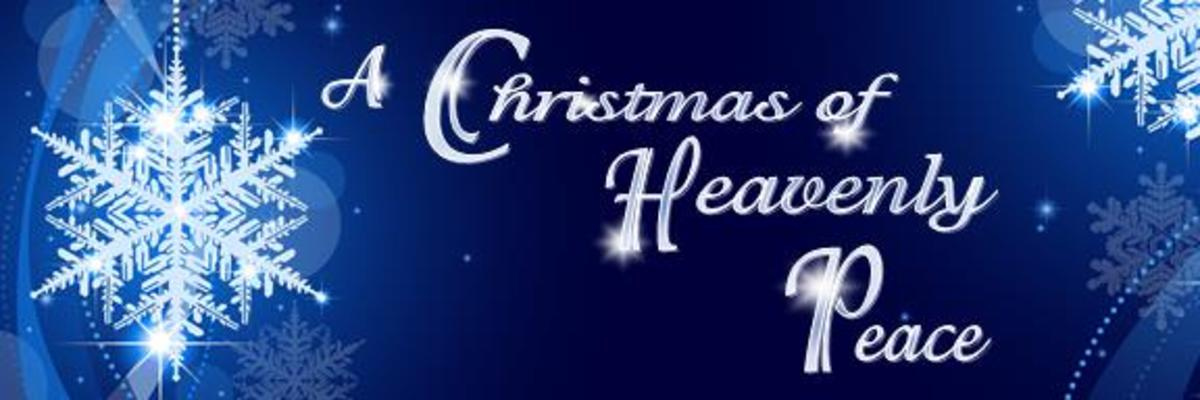Advent Readings: A Christmas of Heavenly Peace