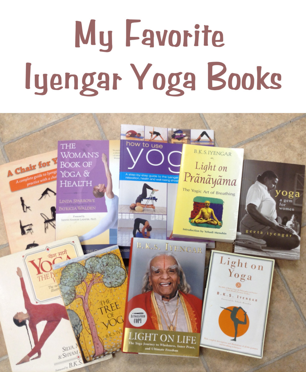 The 10 Best Iyengar Yoga Books