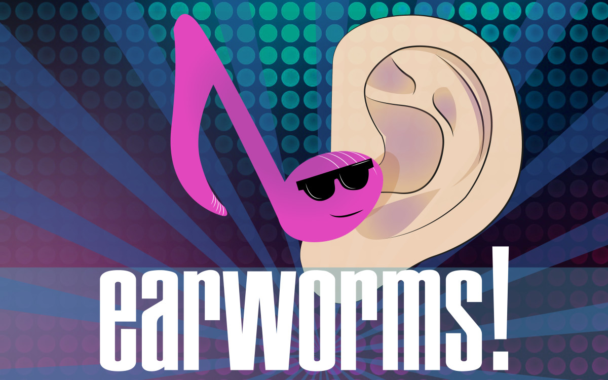 Top Ten Earworms: Songs That Get Stuck in Your Head