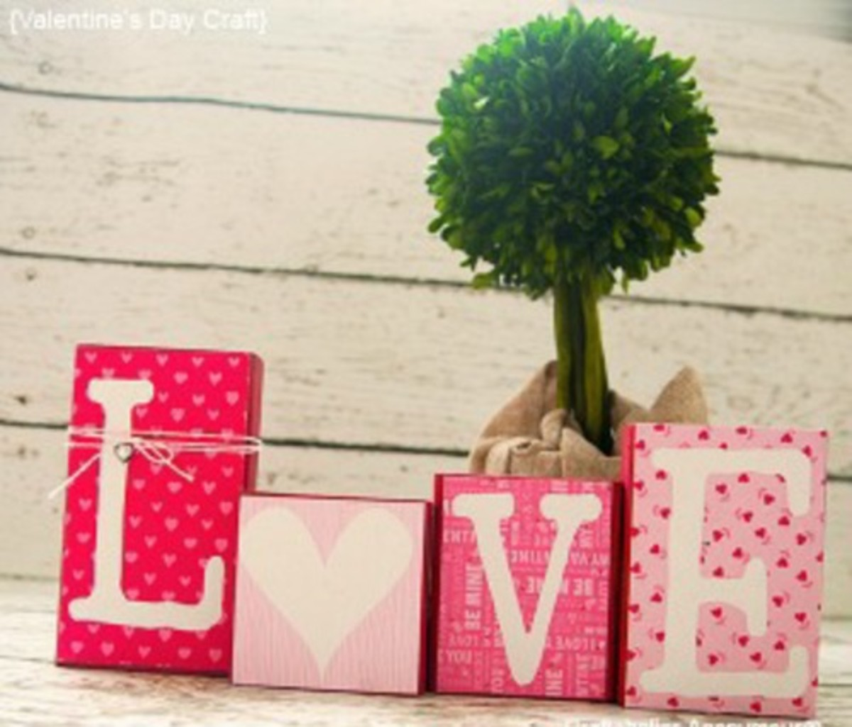 57 Craft Ideas for Making Valentine Gifts and Decorations