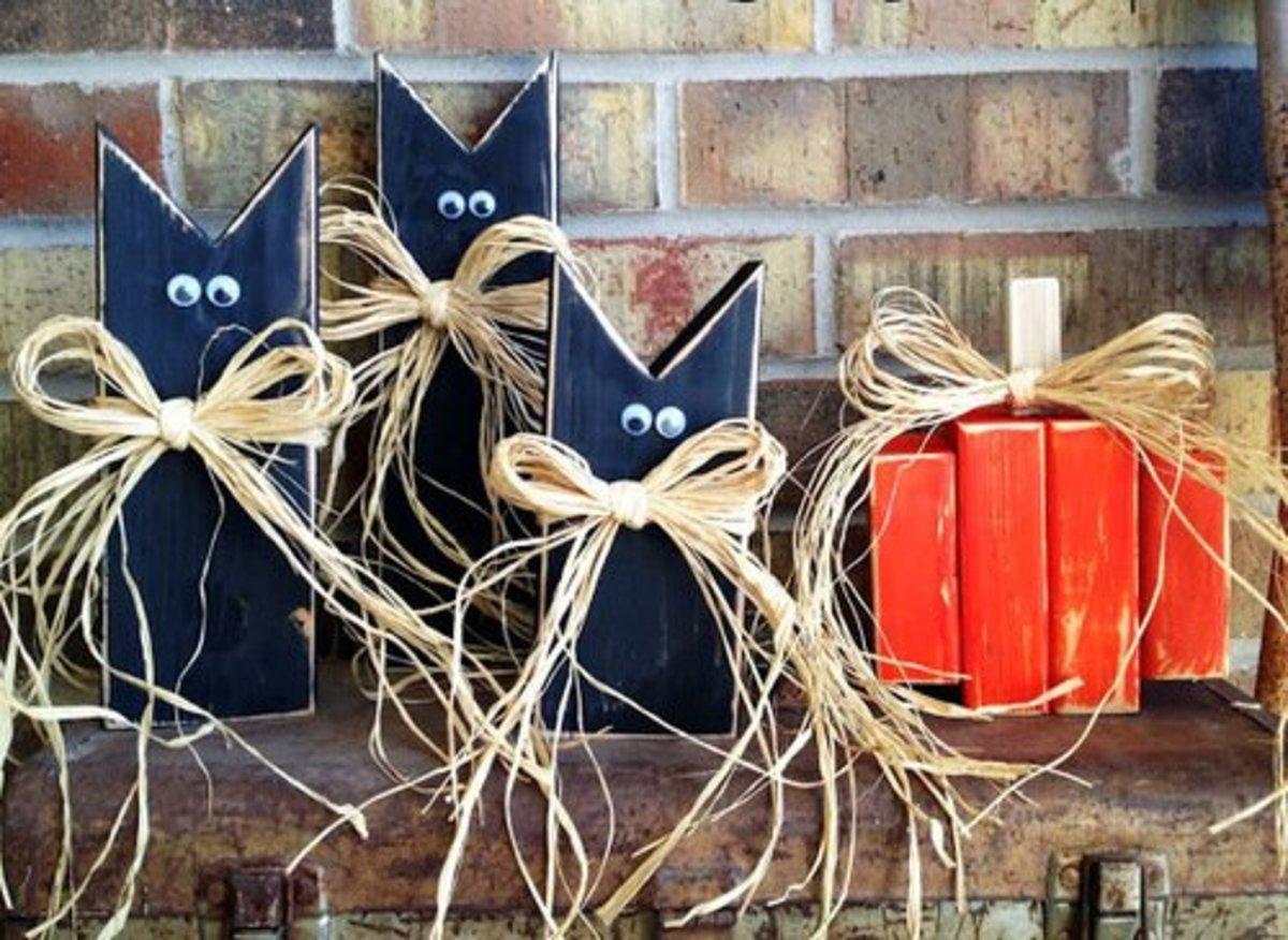 46 Inspiring Halloween Arts And Crafts Ideas Feltmagnet Crafts