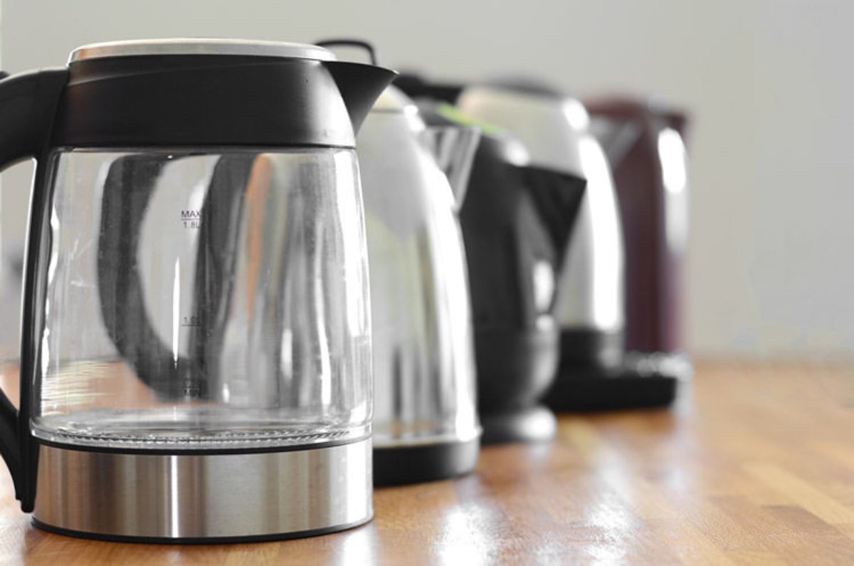Many electric kettles options exist in the market. Make sure to choose the best one!