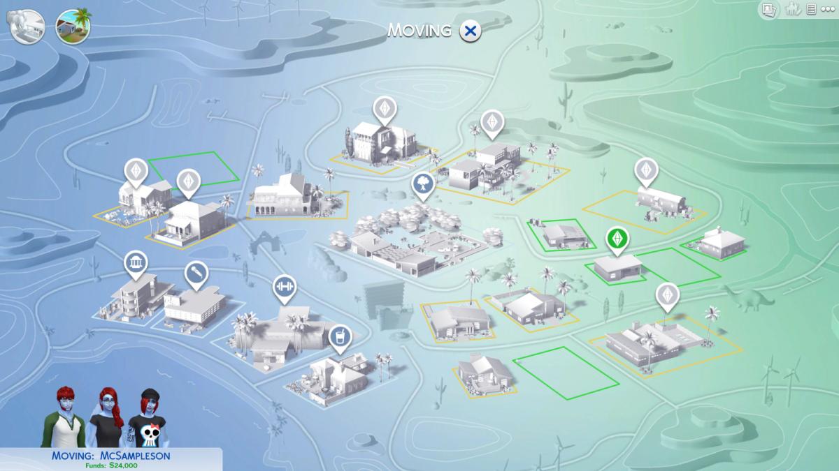"""The Sims 4"" Walkthrough: How to Build a House"