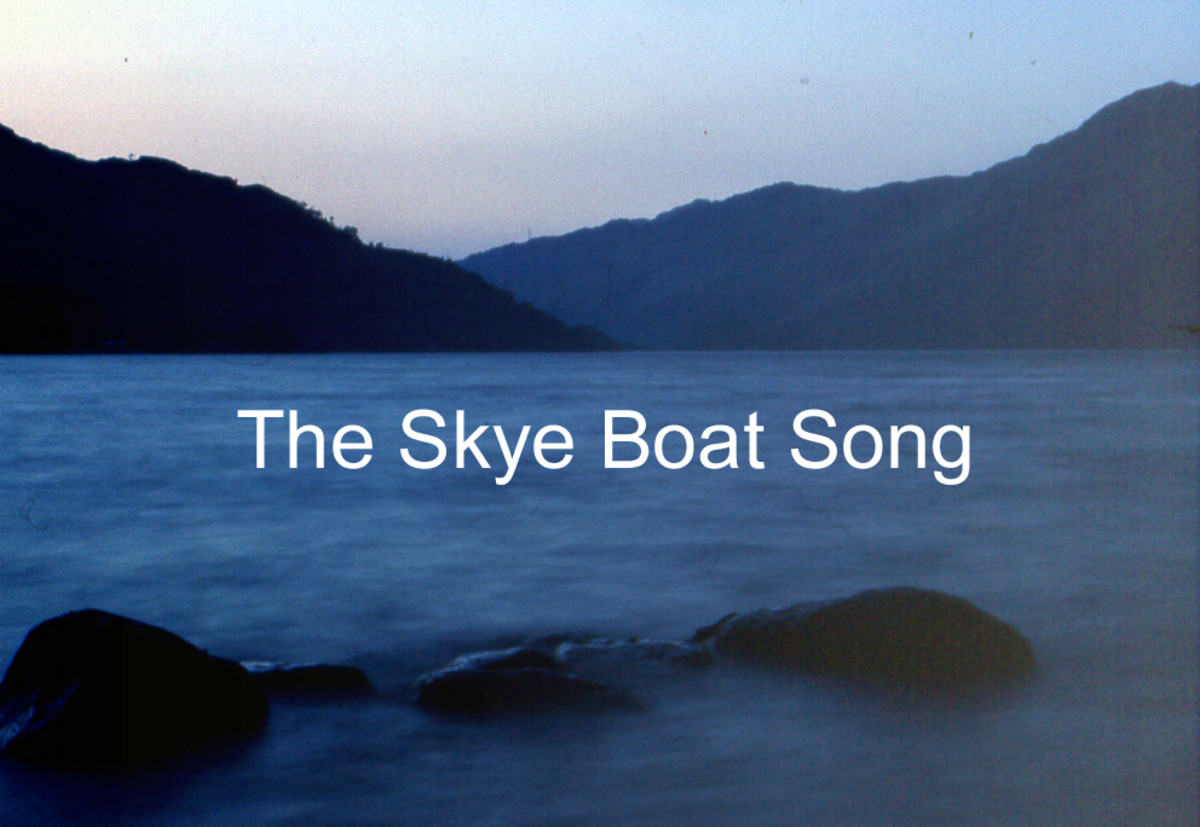 Skye Boat Song: Fingerstyle Guitar Arrangement in Tab, Notation and Audio