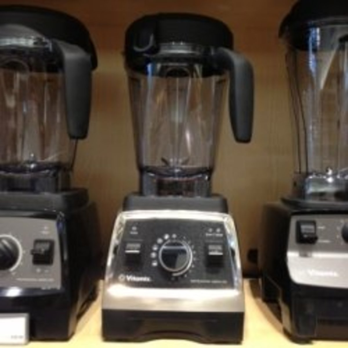 Vitamix blenders.