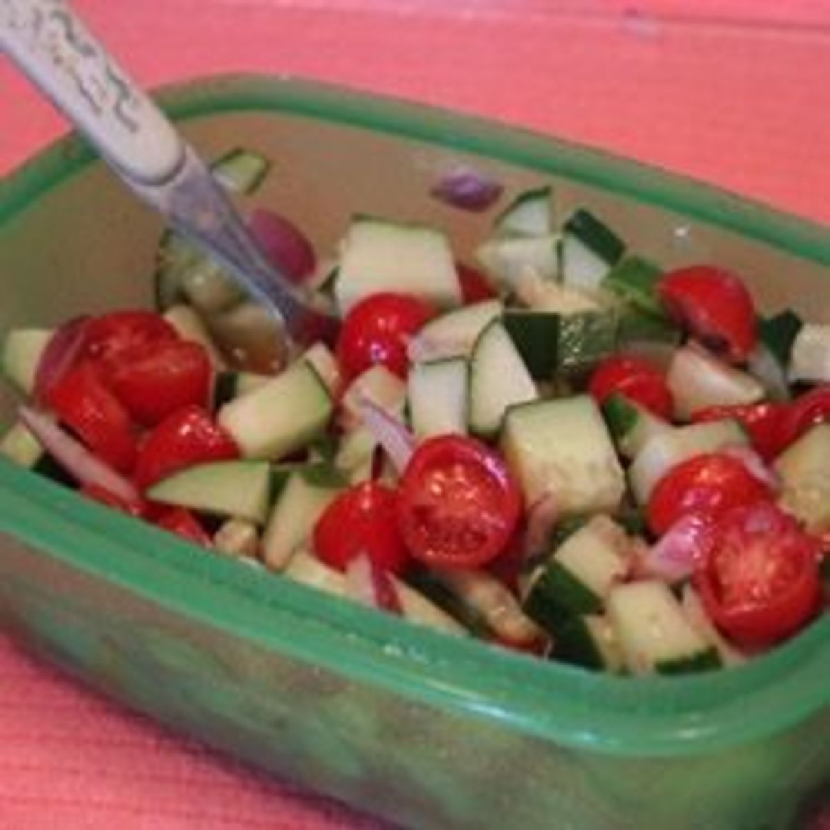 Tomato Cucumber Salad Recipe Ideas