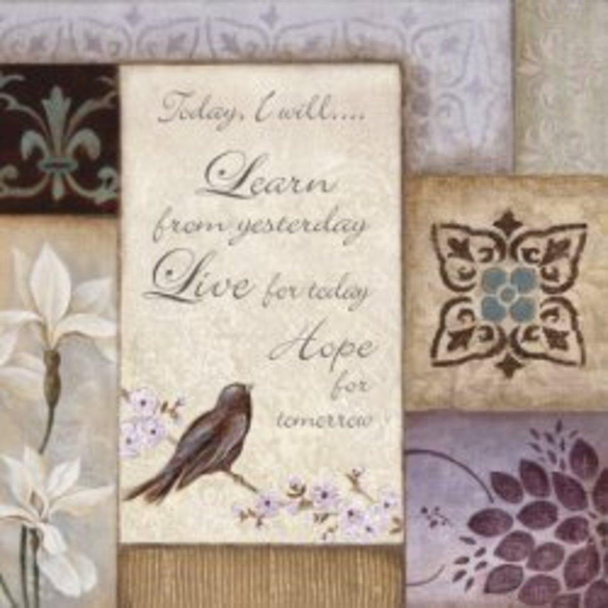 """""""Lavender Inspiration I"""""""