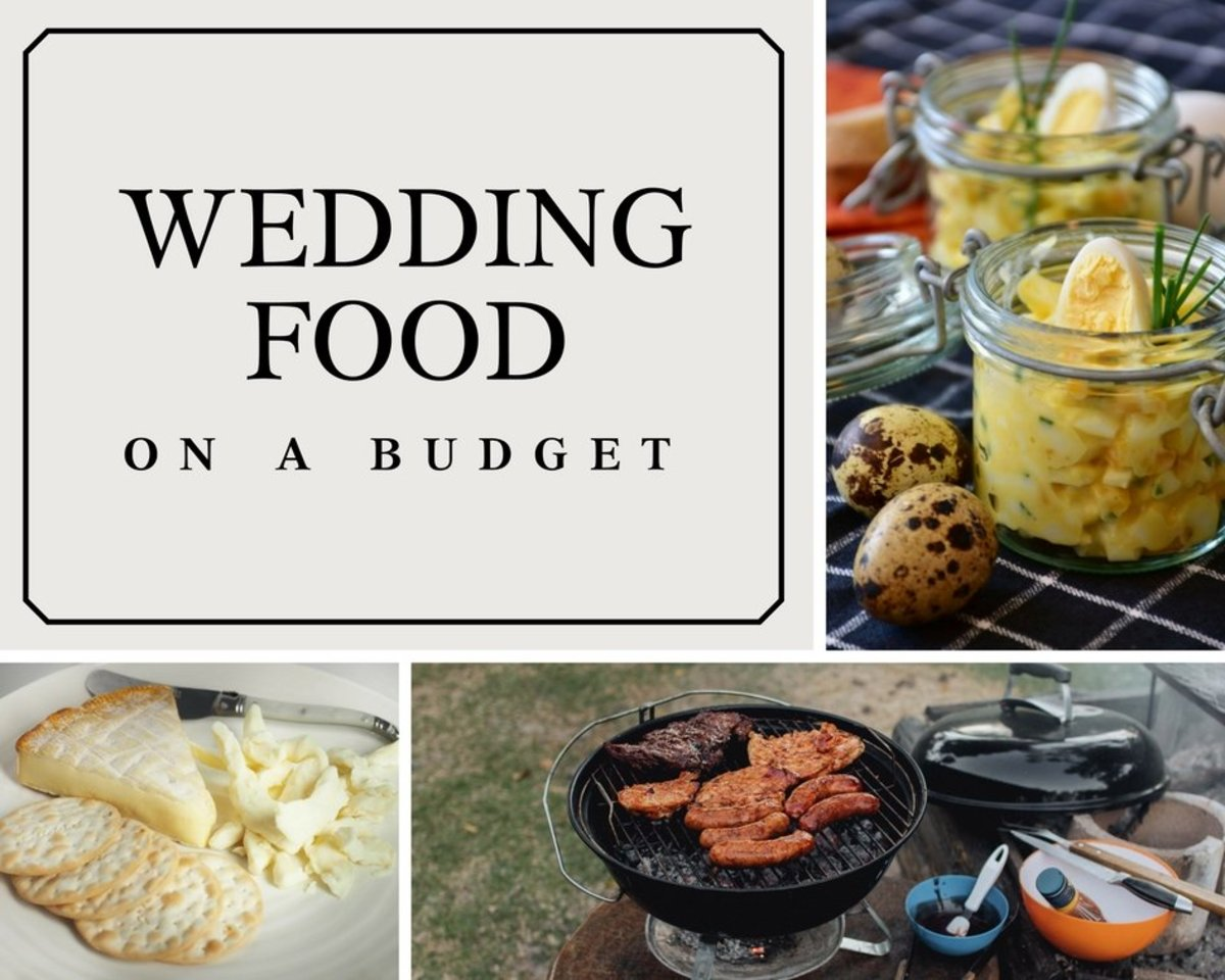 DIY Wedding Food Ideas on a Budget