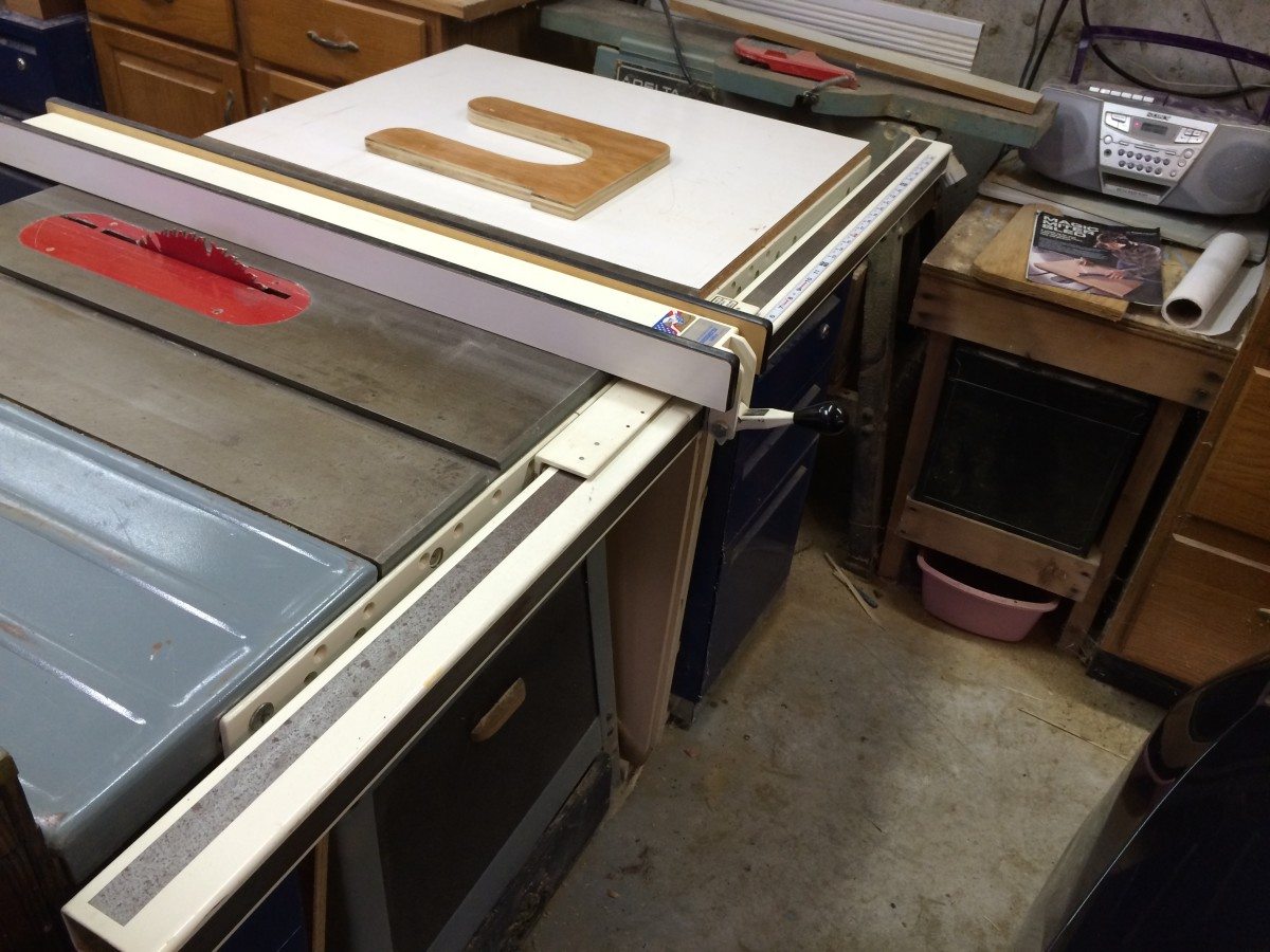 3 Ways To Improve Your Contractor Table Saw Hubpages