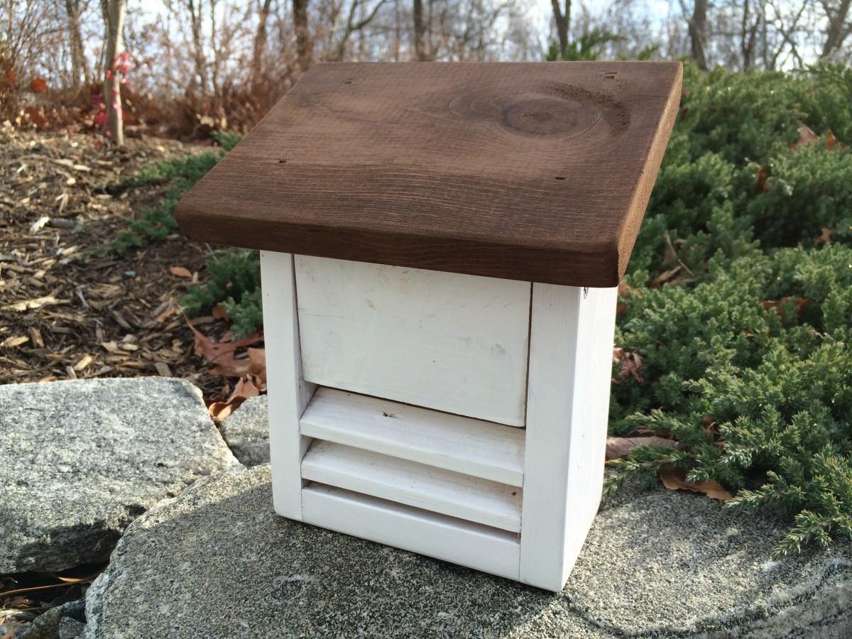 DIY Ladybug House