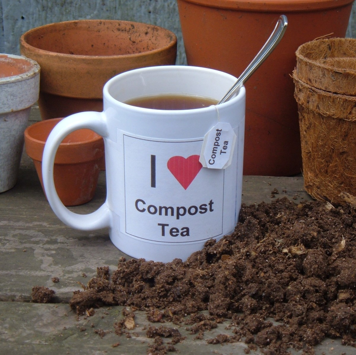 How to Make Compost Tea: The Organic Energy Drink for Plants