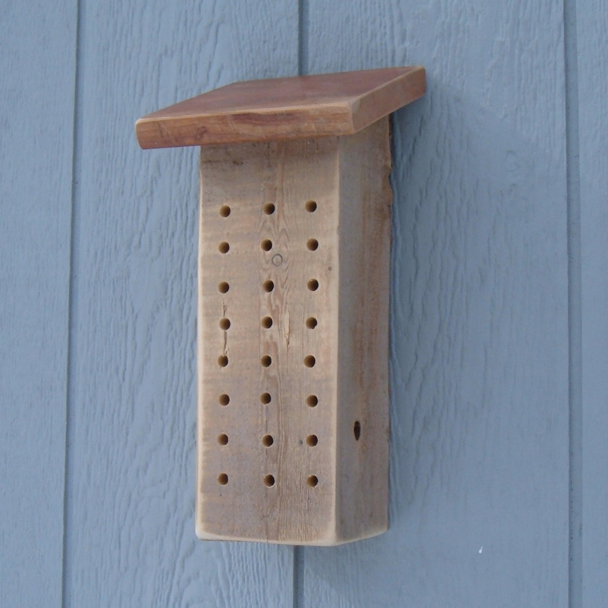 How to Make a Mason Bee House