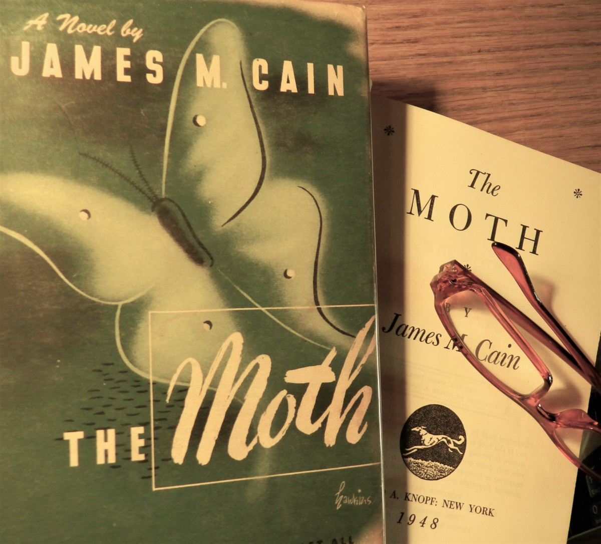 The Moth by James M Cain