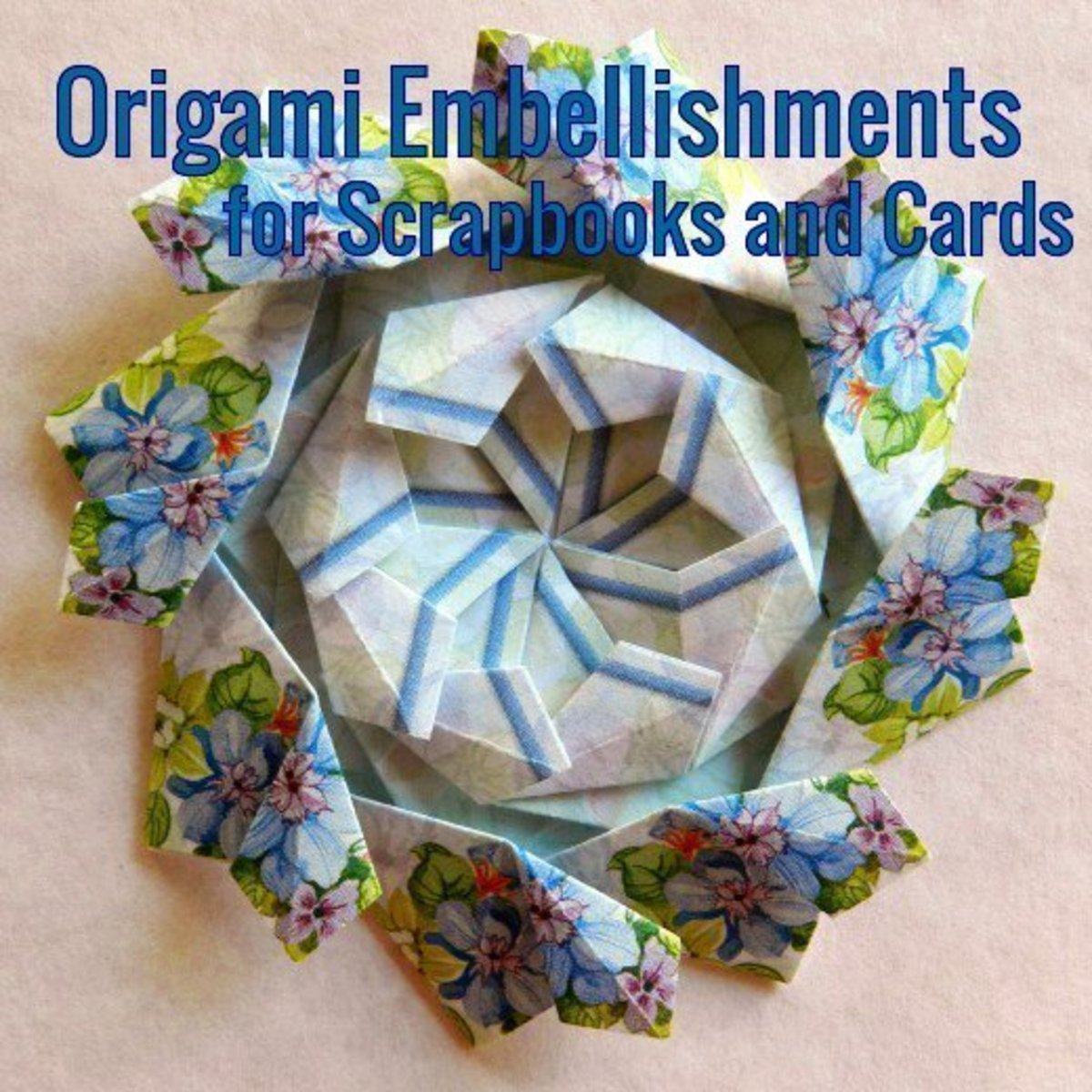 Flat Unit Origami Ideas for Handmade Cards