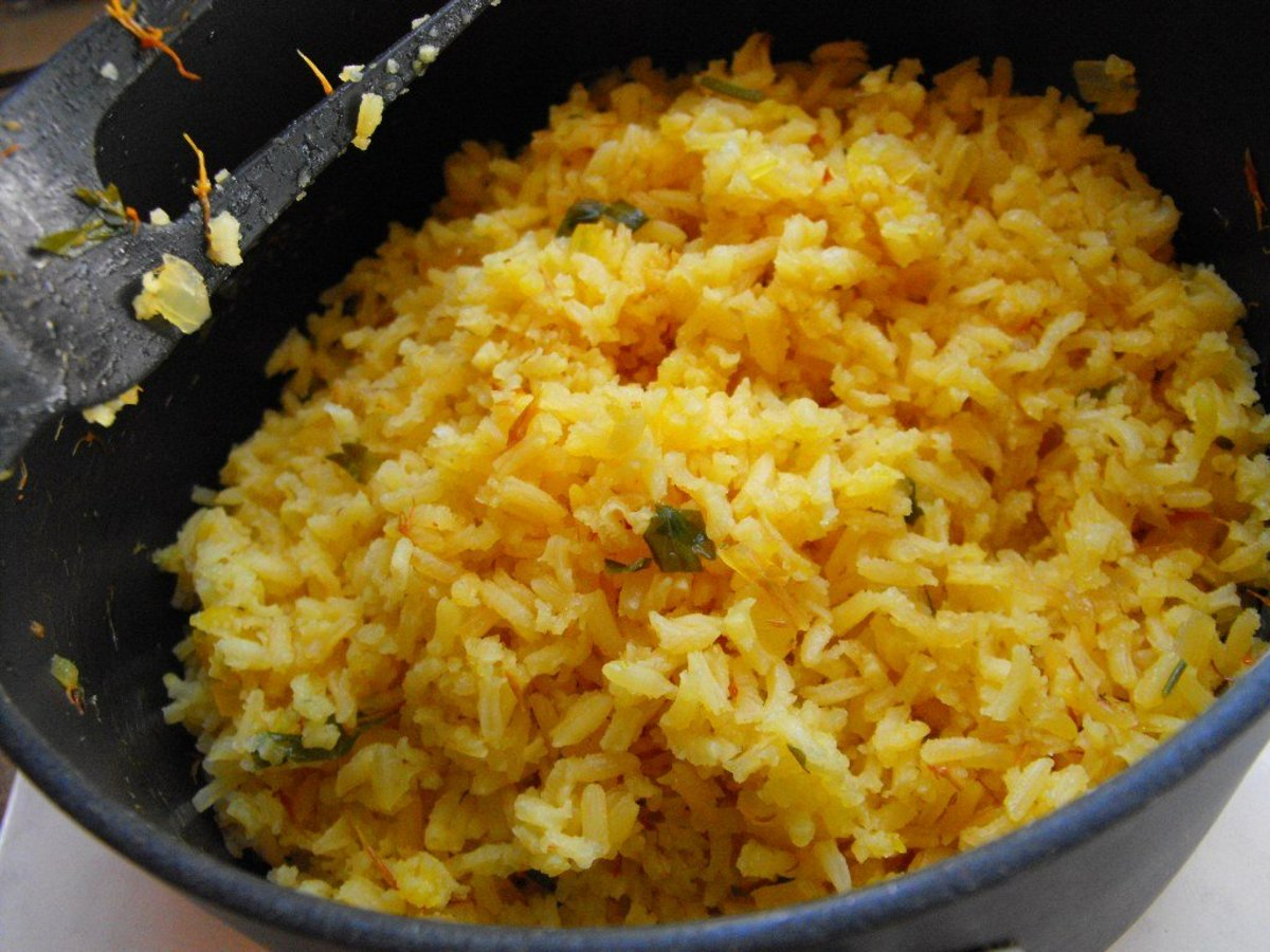 How to Make Authentic, Homemade Mexican Rice