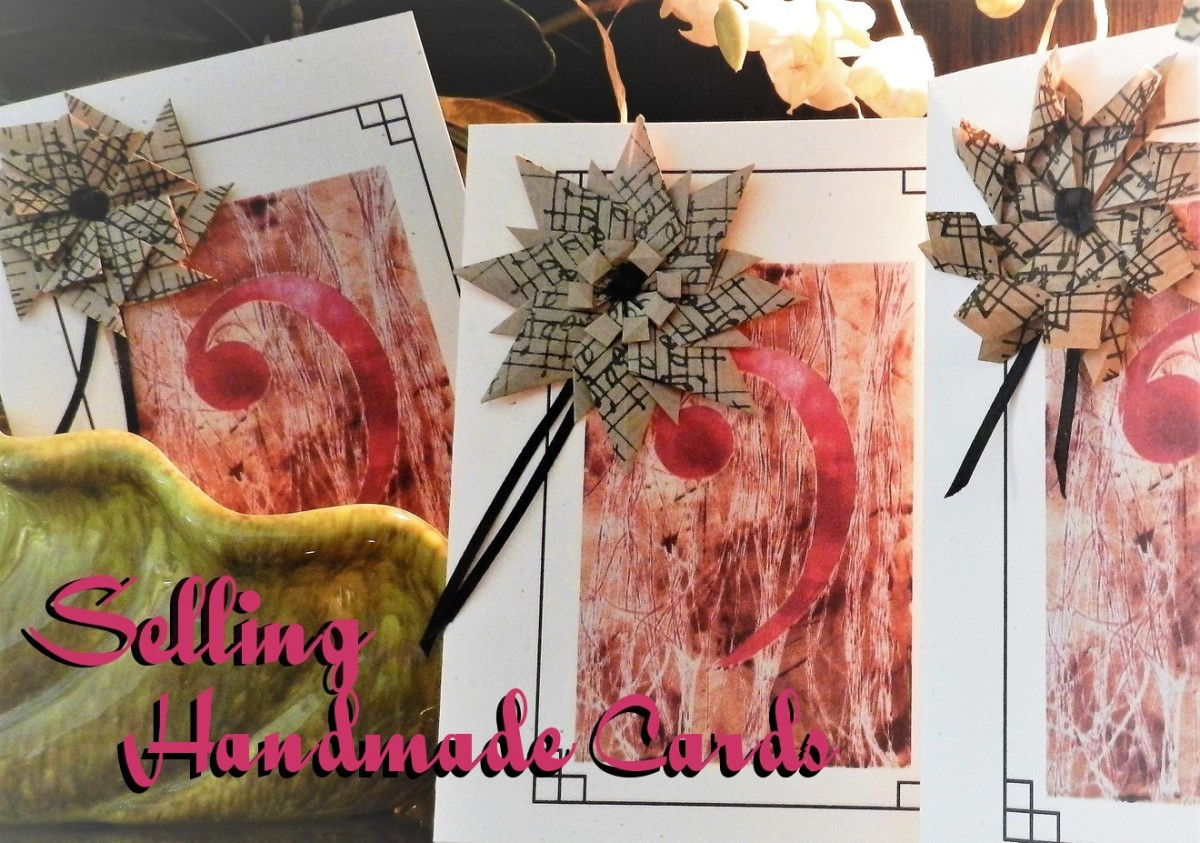 10 Tips for Starting Your Handmade Card Business