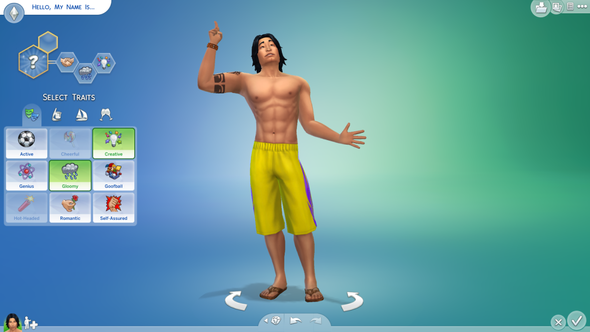 The Sims 4 Walkthrough: Traits Guide