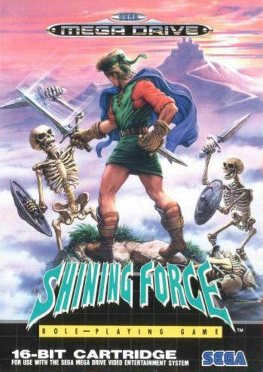 Shining Force Video Game Review