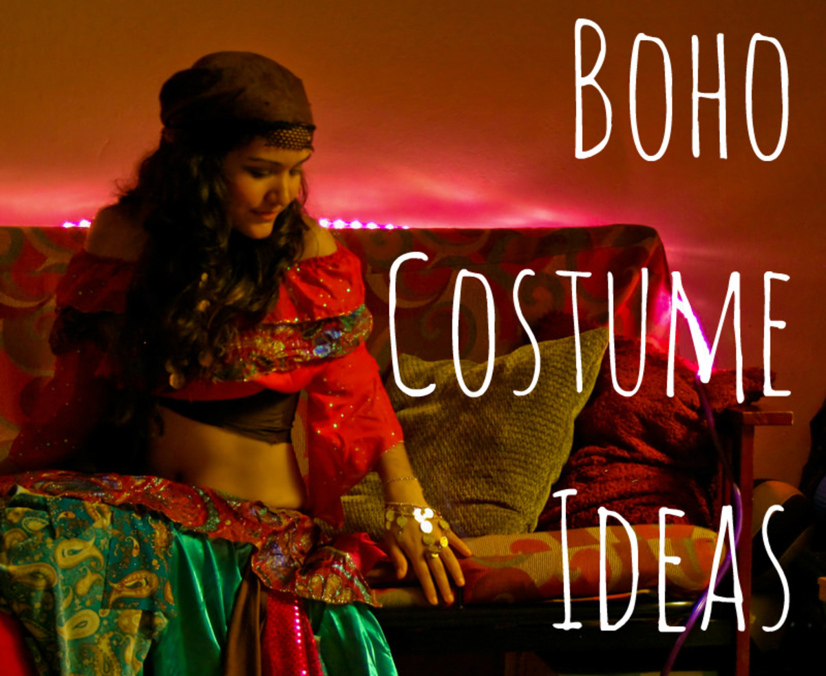 Romany Costume Ideas: Go Boho Without Spending a Fortune