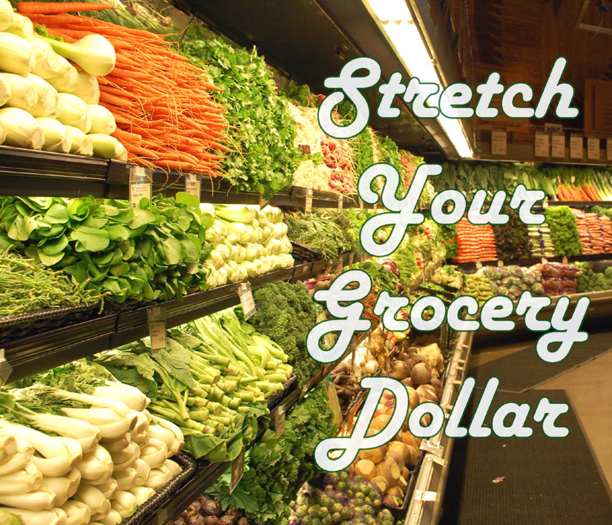 13 Tips to Stretch Your Grocery Budget