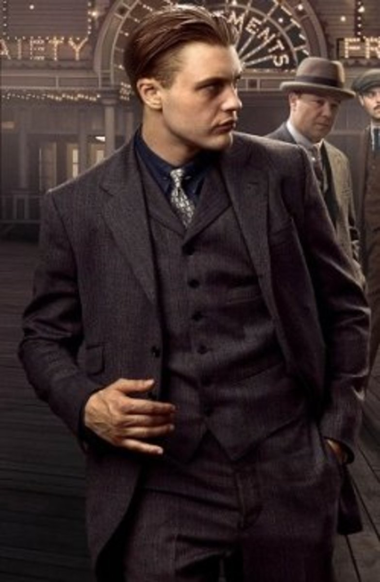 Dress Like A 1920s Gangster: Clothes of Boardwalk Empire