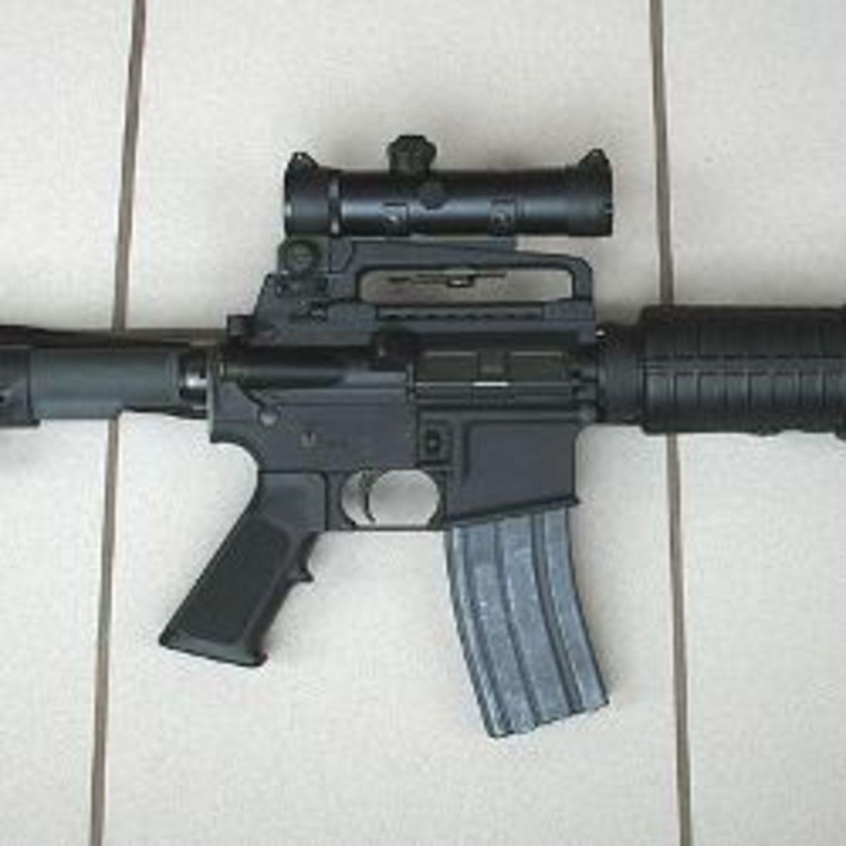 How to Build an AR15