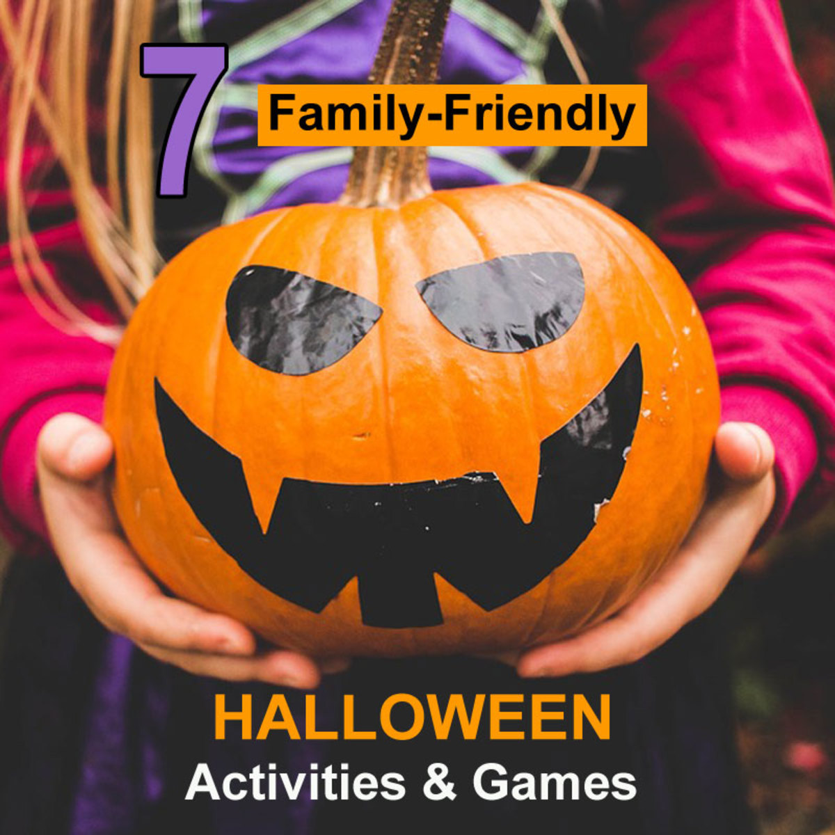Give some of these game and activity ideas a try this year at your family's Halloween celebration.