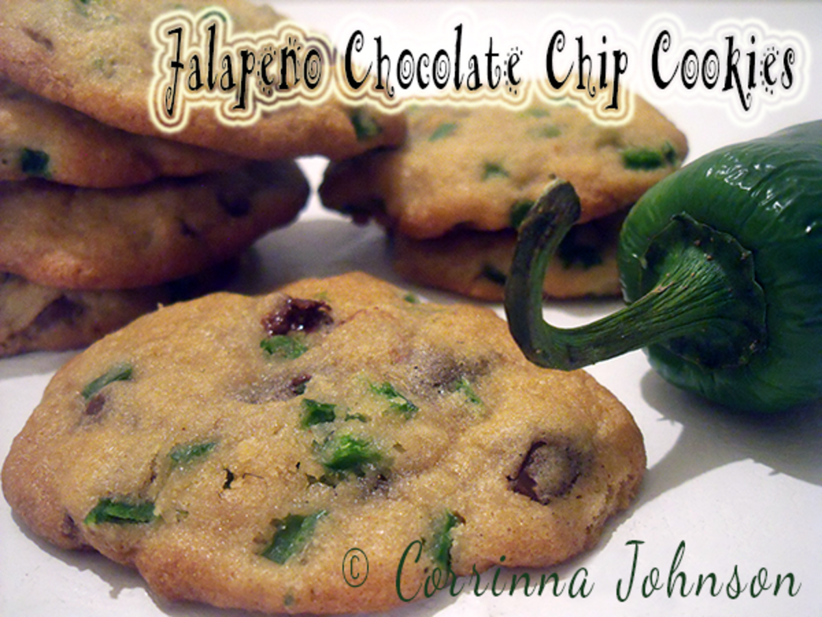 Jalapeno Chocolate Chip Cookies