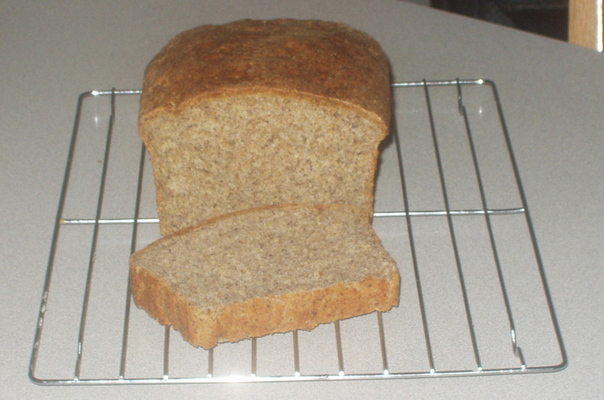 How to Make Homemade Flax Bread