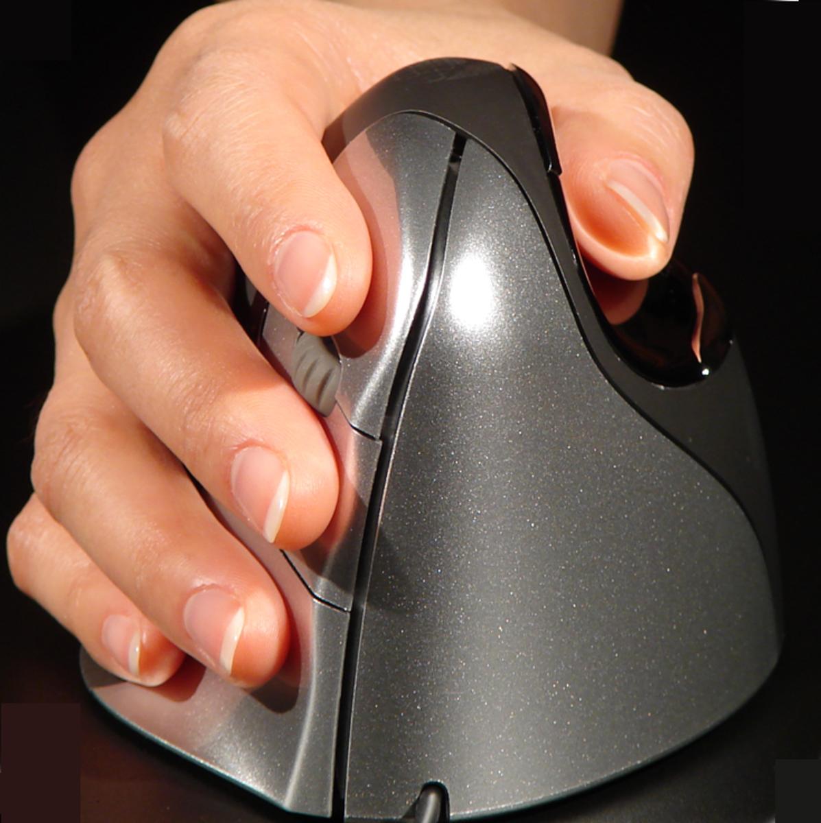 Best Ergonomic Pc Mac Mouse 2018 Turbofuture