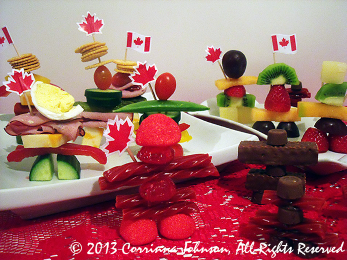 How to Make Inukshuk-Inspired Treats for Canada Day