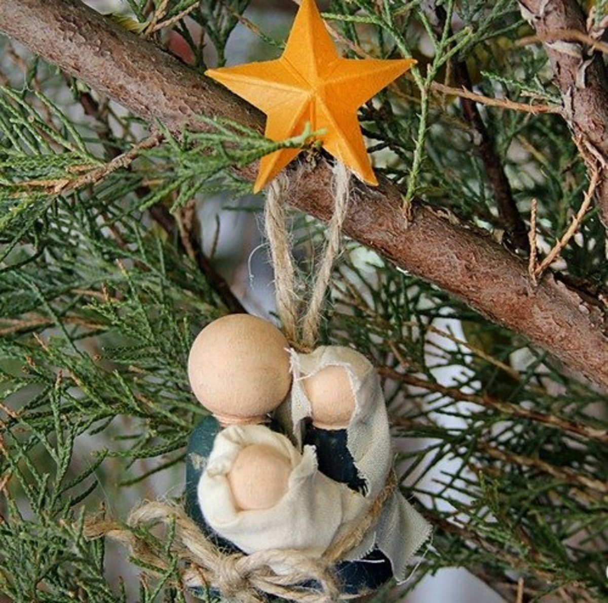 40 Beautiful Nativity Craft Ideas Feltmagnet