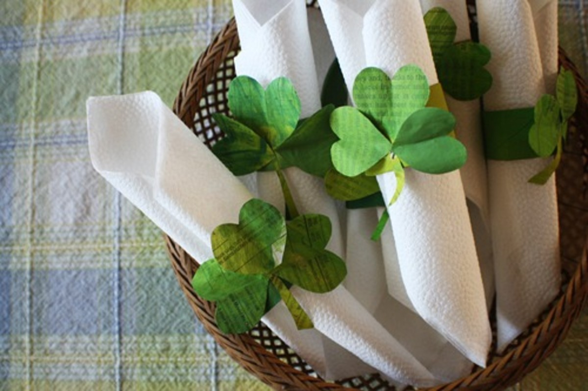 37  Outstanding St. Patrick's Day Craft Ideas
