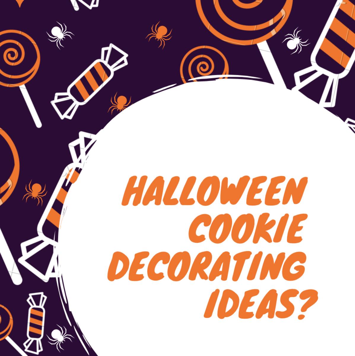 17 Halloween Cookie Decorating Ideas