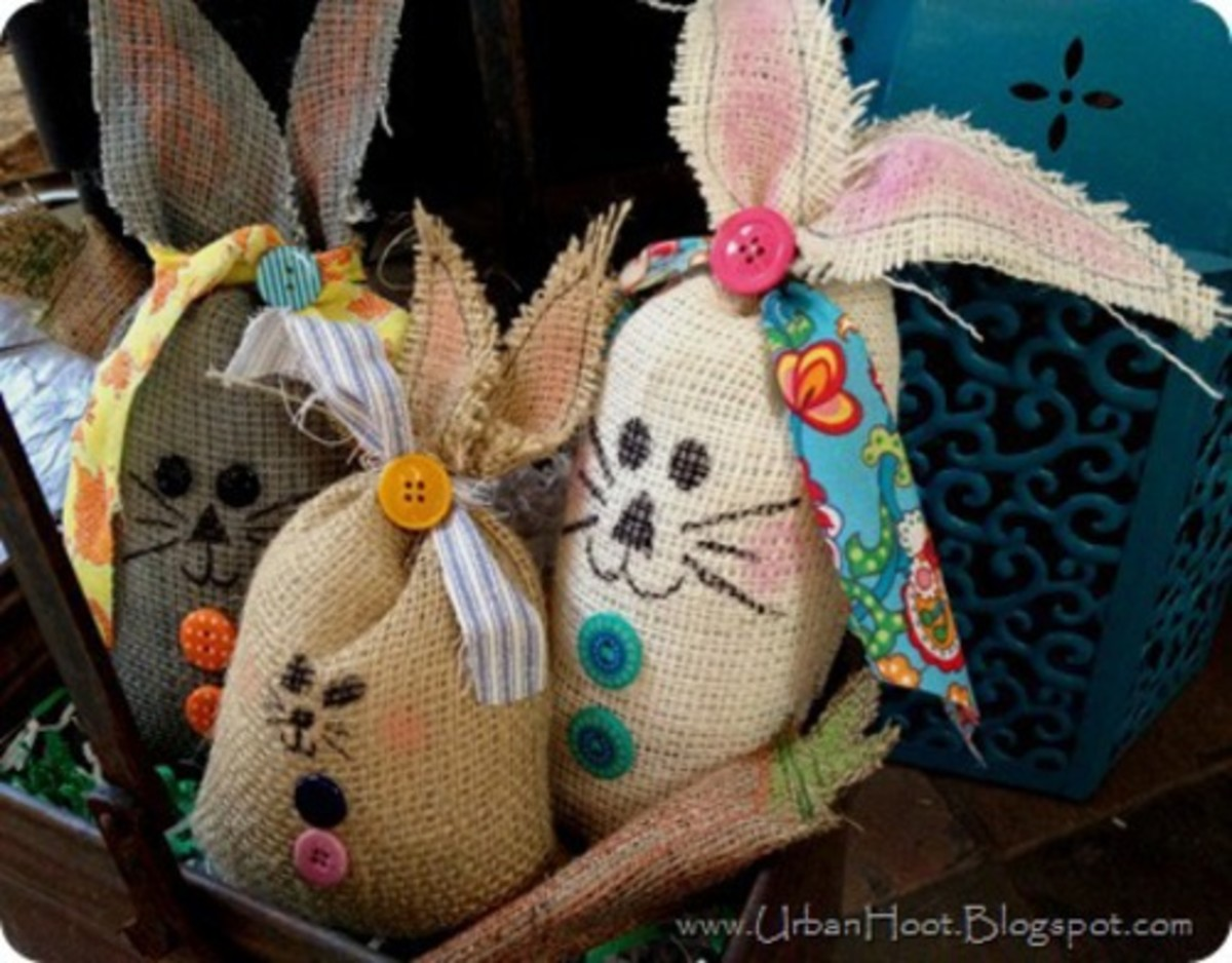 42 Adorable Bunny Craft Ideas