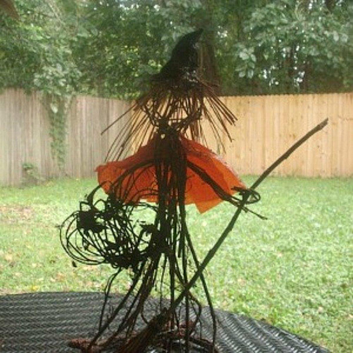 44 Rustic Twig Craft Ideas Feltmagnet