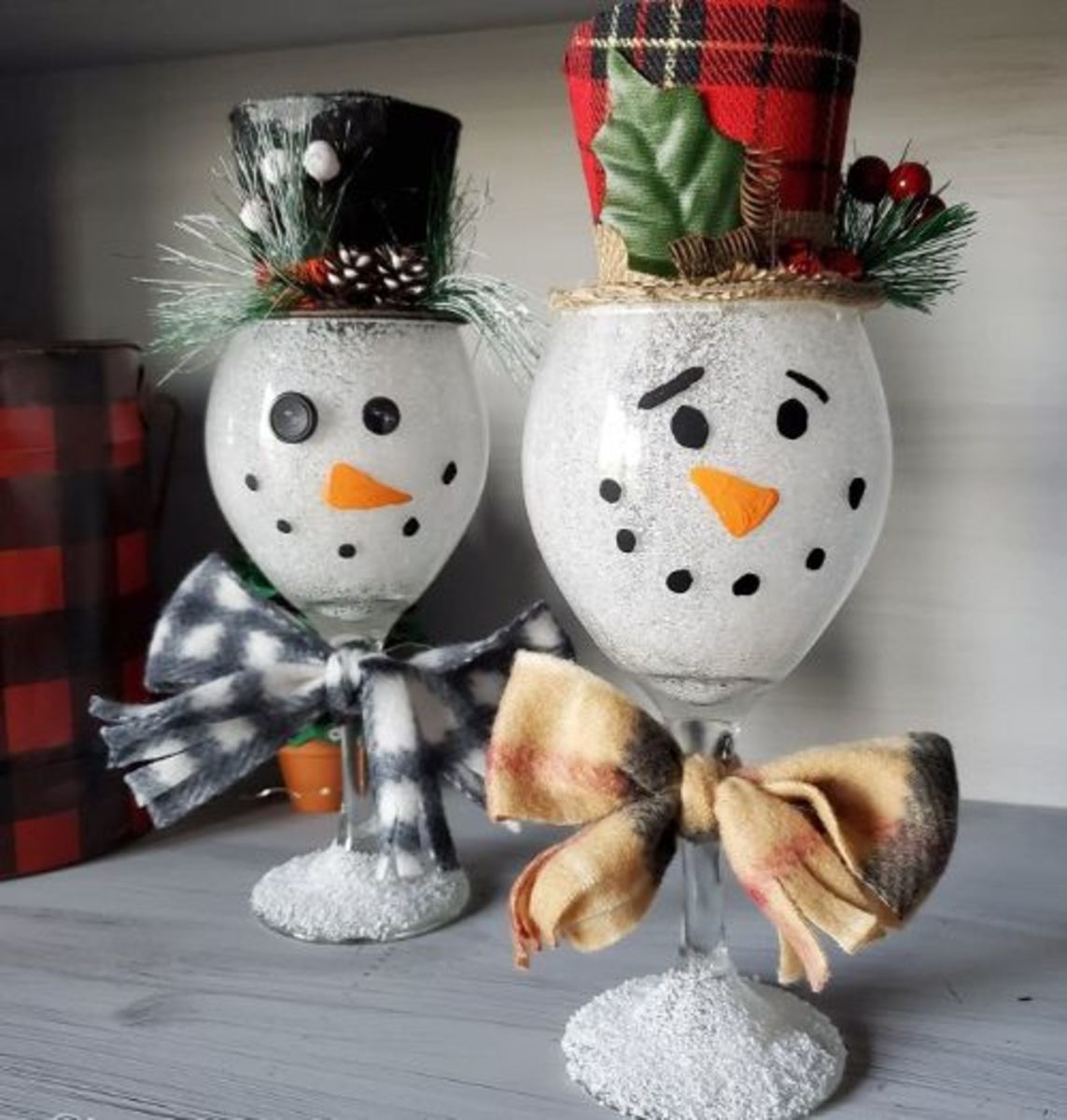 50 Amazing Snowman Craft Ideas