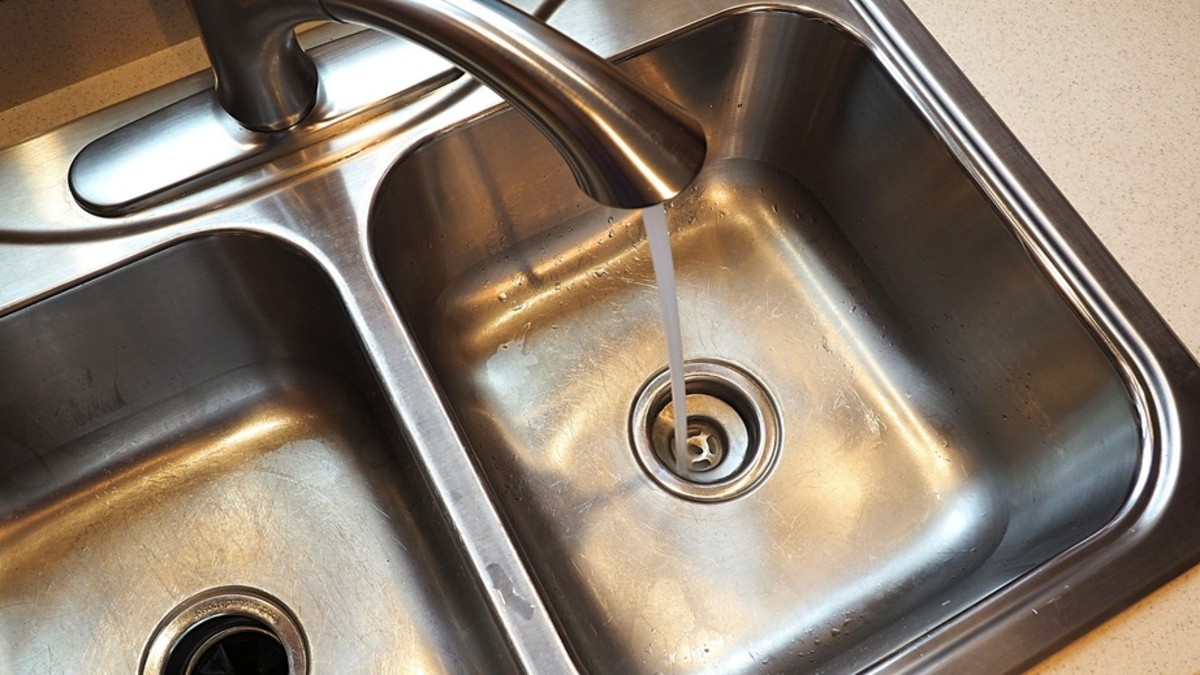 How To Clear A Clogged Kitchen Sink Drain Dengarden
