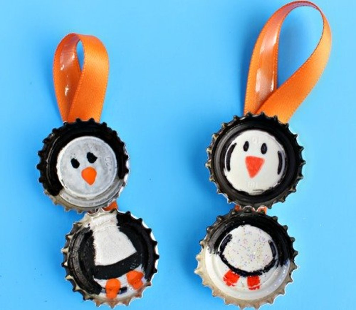 40 Cool and Amazing Penguin Craft Ideas