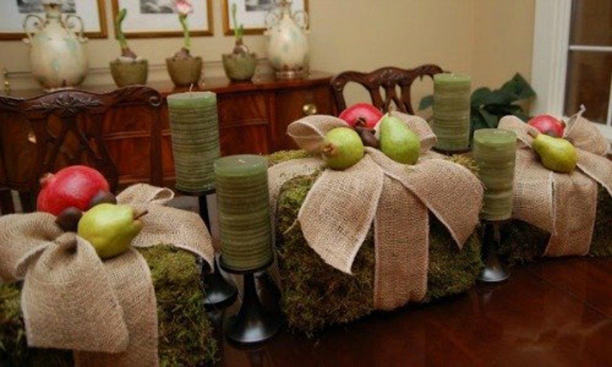 41 Outstanding Moss Craft Ideas