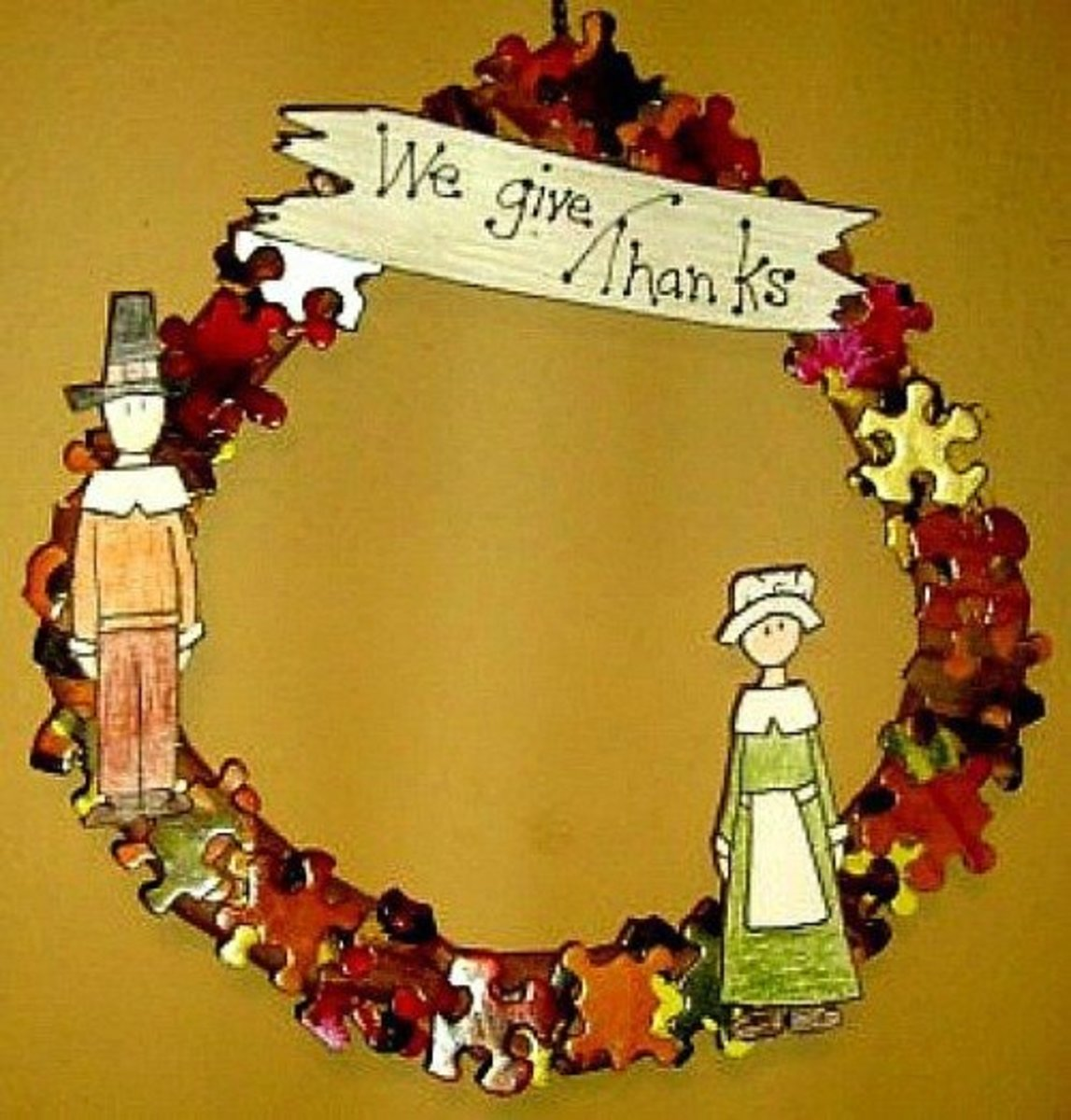 40 Best Thanksgiving Arts and Crafts