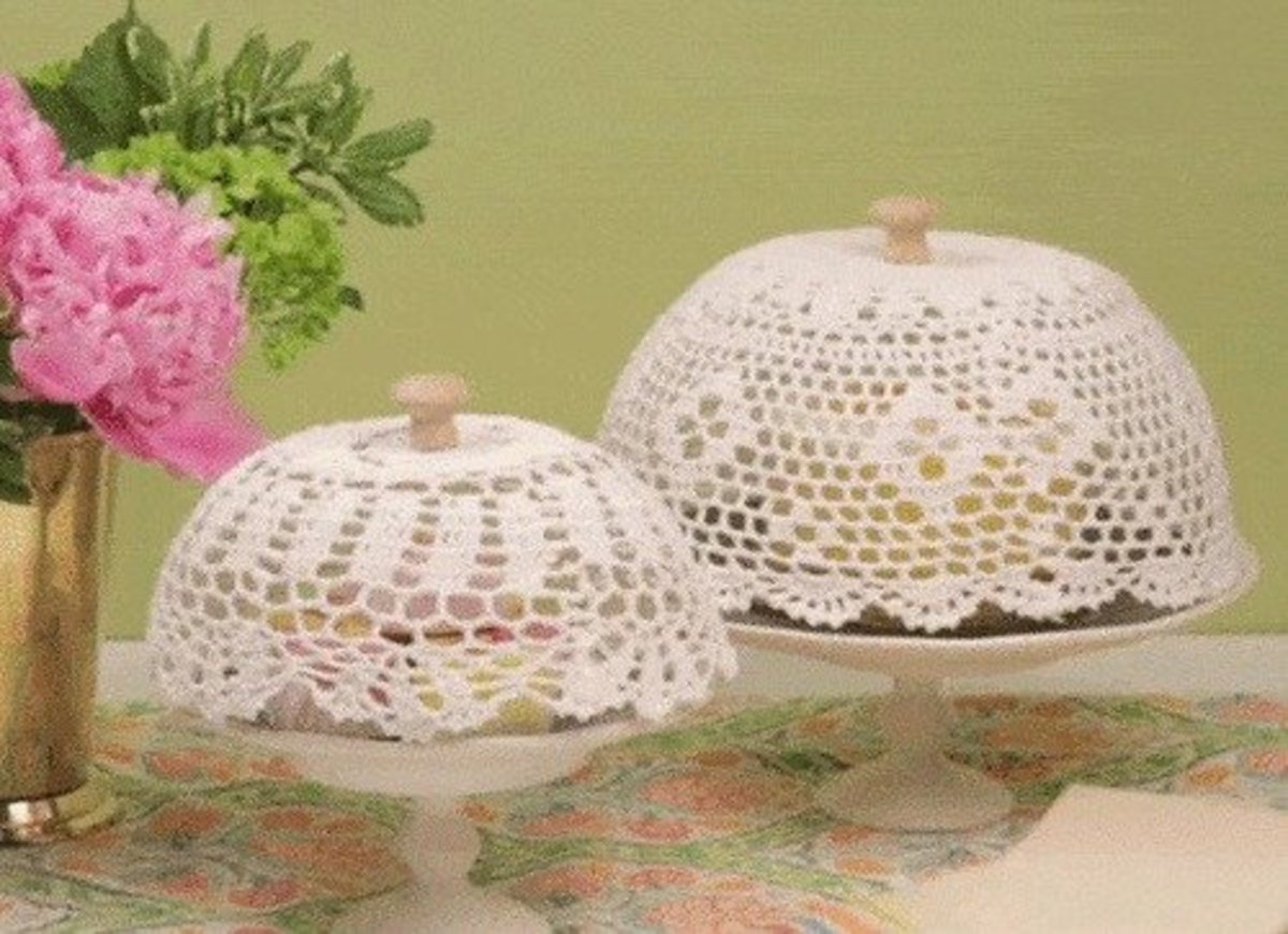 42 Beautiful Doily Craft Ideas