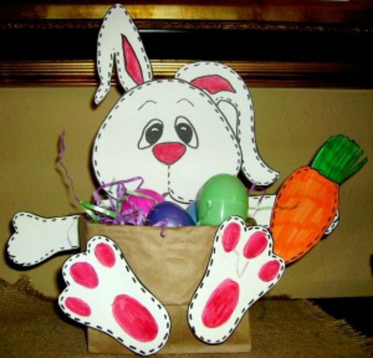 69 Simply Adorable Easter Craft Ideas Feltmagnet