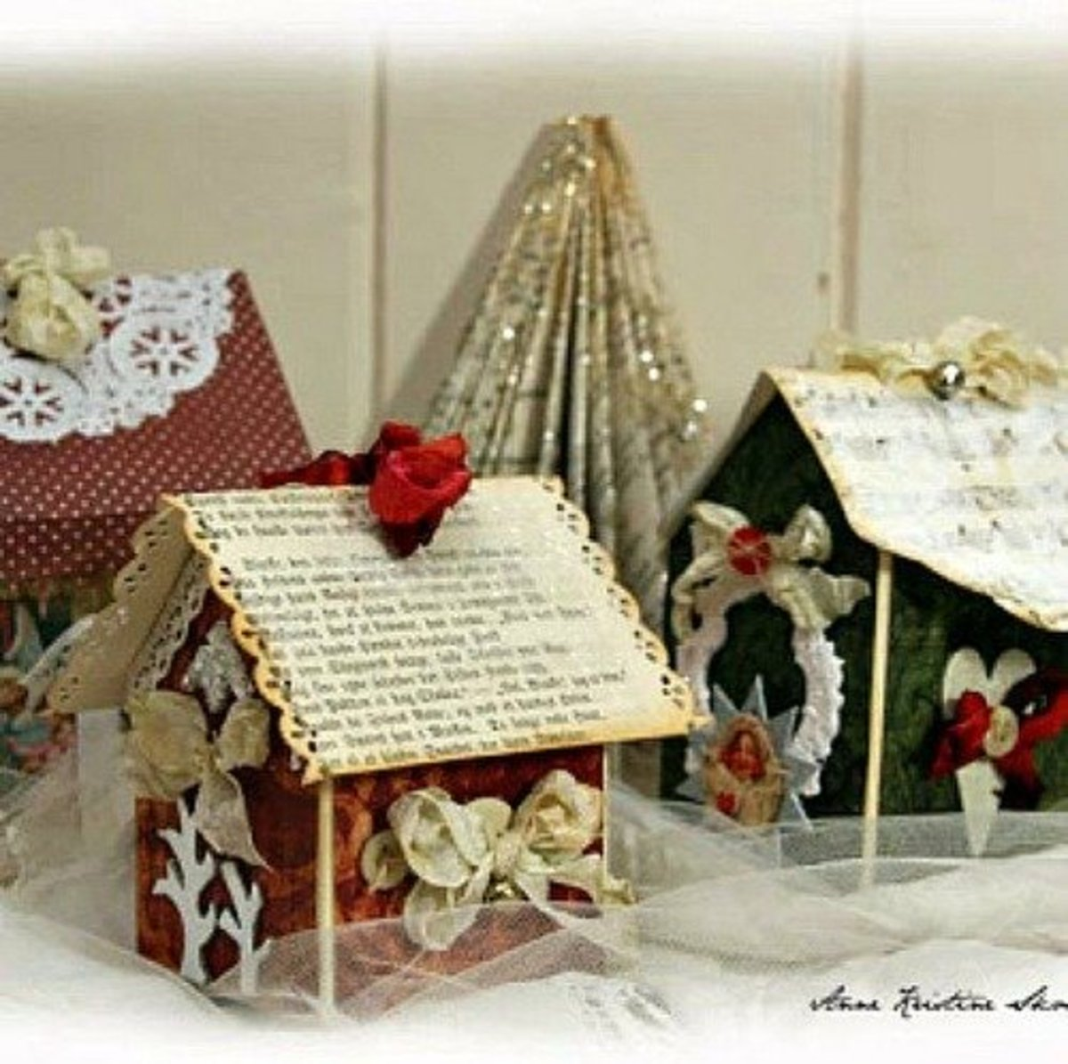 46 Best Christmas Arts and Crafts Ideas