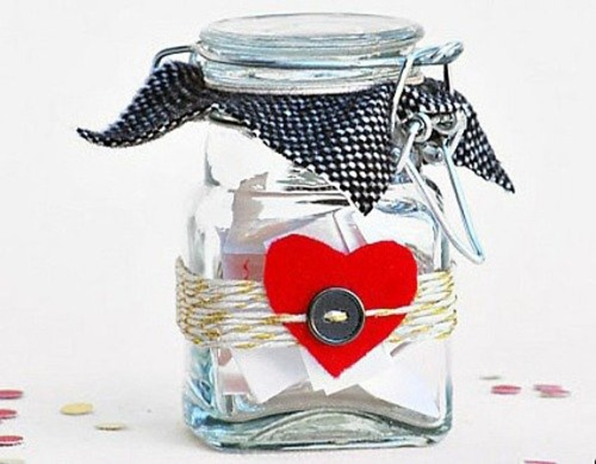 52 Outstanding Handmade Valentine Gift Ideas
