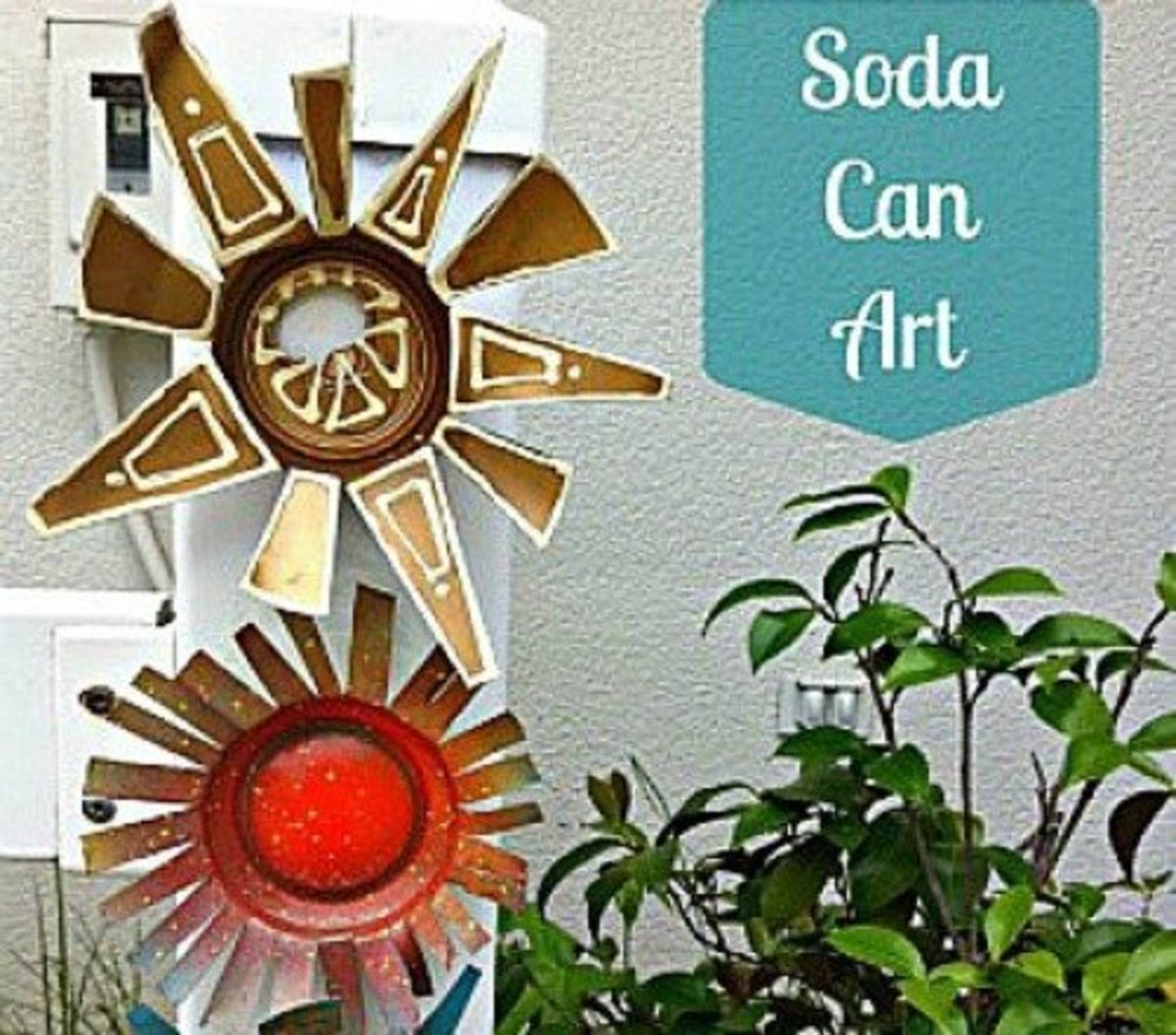 37 Awesome Aluminum Can Crafts To Make Feltmagnet